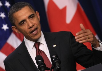 """Whole World is Watching,"" Obama Reminds Egypt's Mubarak"