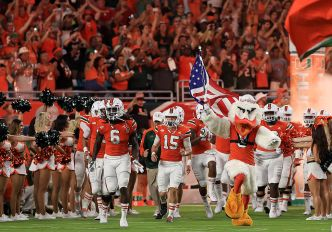 Catch Hurricanes Football This Weekend on NBC 6!