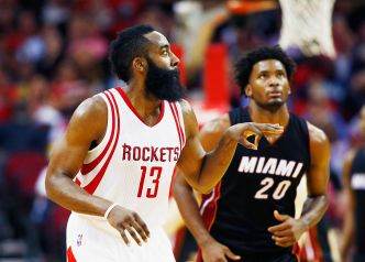 Heat Blow Second Half Lead, Defeated by Houston Rockets