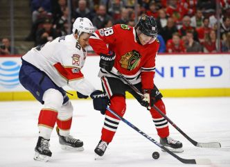 Panthers Drop Heartbreaker in Overtime Against Chicago