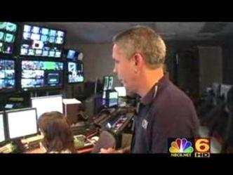 A Look Inside The New NBC 6 HD Control Room