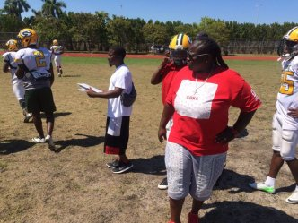 Meet Florida's First Female Football Head Coach