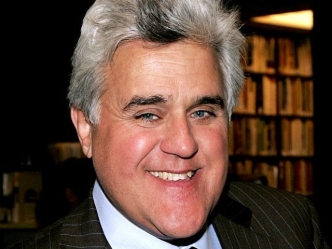 "Jay Leno: ""This is Really Not That Hard a Job"""