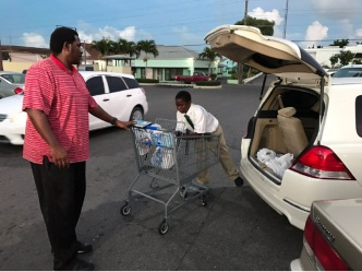 The Bahamas Braces for Hurricane Matthew