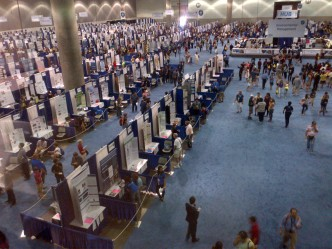 International Science Fair Attracts Local Students