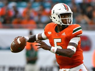 Wait May be Over For Miami's Perry to Start at Quarterback