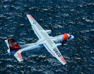 U.S. Coast Guard Responding to Reportedly Downed Aircraft