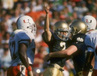 Miami-Notre Dame By the Numbers