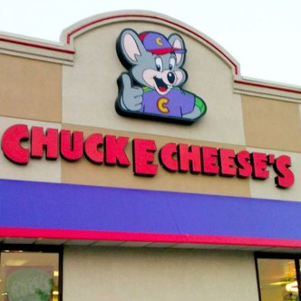 'Pay Your Age' at Chuck E. Cheese After Build-a-Bear Blunder