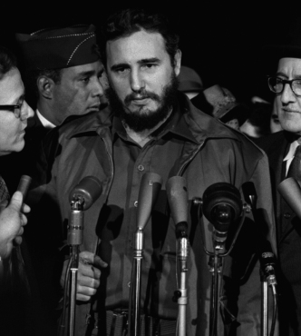 Fidel Castro's Rise and Firm Grip on Power