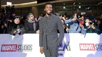 'Black Panther' Blows Away Box Office With $192M Weekend