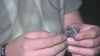 Engagement Ring Found After Camp Fire Destroys Home
