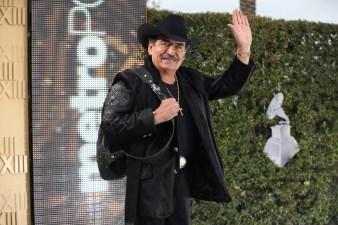 Mexican Ballad Singer Joan Sebastian Dies