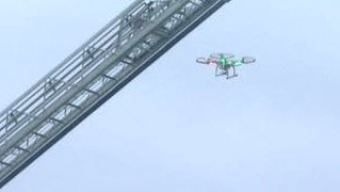 Firefighters' Drone Use Grows, But Not Without Controversy