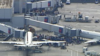 Airport Operations Resume After Mass Shooting