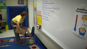 Liberty City Teacher Uses Grants To Keep Classroom Current