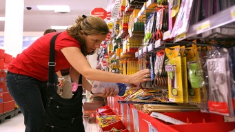 School Supplies Cost Down as New Year Approaches: Survey