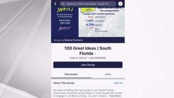 '100 Great Ideas' Engages South Florida in Community Issues