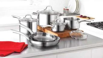Martha Stewart Frying Pans Recalled After Injuries
