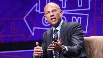 Avenatti Says He Won't Run for President, Cites Family