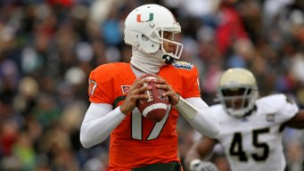 Canes Get Ready for Notre Dame