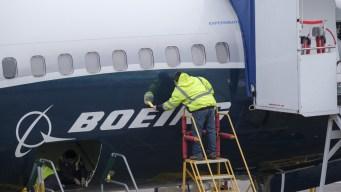 Justice Dept. Probing Development of Boeing Jets: Source