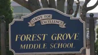 12-Year-Old Student Suspended For Hugging Teacher