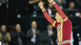 Jumping Toward Glory With Nathan Chen