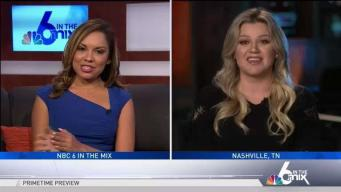 1 on 1 with Kelly Clarkson