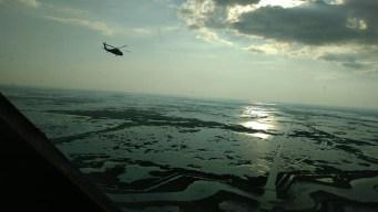 Harvey Rain Caused Houston to Sink: Geophysicist