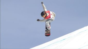 Jamie Anderson Into Big Air Final With Cab Double Cork 900
