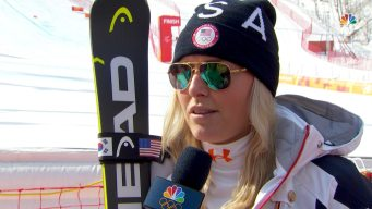 Lindsey Vonn on Playing Mind Games in Training