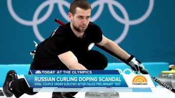 Olympic Curler Charged With Doping in Pyeongchang