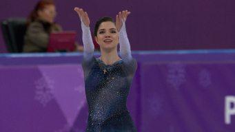 One Element the Difference for Zagitova, Medvedeva in Short