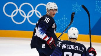 Relive Every Ryan Donato Olympic Goal