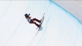 Sigourney Thinks It's Bizarre That She's in Winter Olympics
