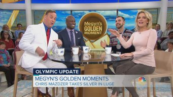 Luger Chris Mazdzer Reflects on Olympic Run With Megyn Kelly