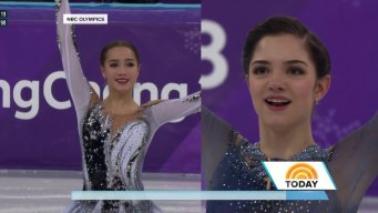 Russian Rivalry Heats Up in Ladies' Figure Skating