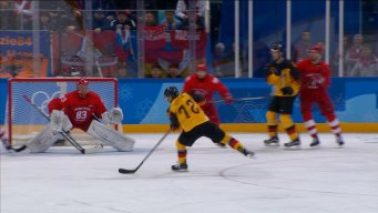 OAR Takes 2-1 Lead, Germany Responds 10 Seconds Later