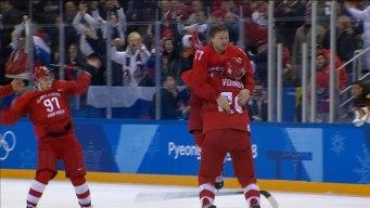 Kirill Kaprizov Scores the Golden Goal in Overtime