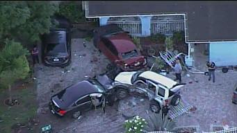 2 Hospitalized After Crash in Hialeah