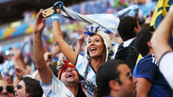 World Cup Crowds Top 2nd Best Average in History