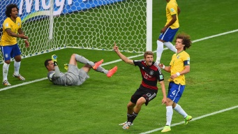 Humiliating Defeat: Germany Stuns Brazil 7-1 in World Cup Semi