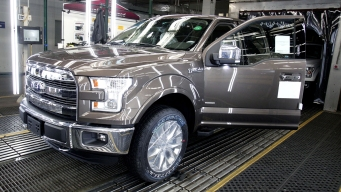 About 2 Million Ford F-150s Recalled Over Fire Risk