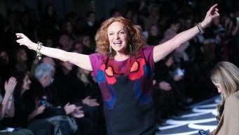 Diane von Furstenberg Marks Wrap Dress Anniversary