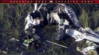 4th Victim Found in Everglades Deadly Plane Collision
