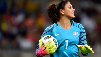World Champion Hope Solo Is Running to Lead US Soccer