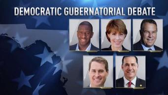 5 Democratic Governor Candidates Debate