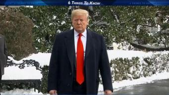 6 Things to Know - January 16, 2019