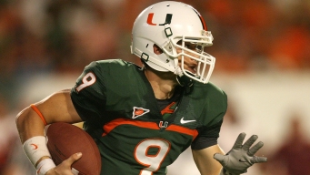 Former 'Canes QB Pleads Guilty to Domestic Violence Charges
